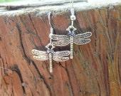 SALE SALE SALE Dragonfly Earrings