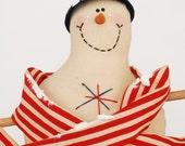 Snowman, Patriotic Snowman