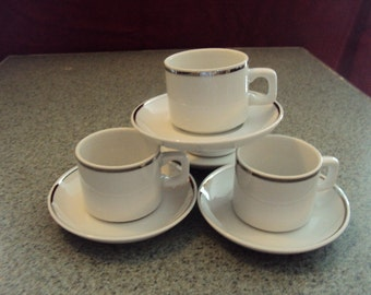 Vintage China Espresso set