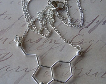 Biolojewelry - Serotonin Necklace