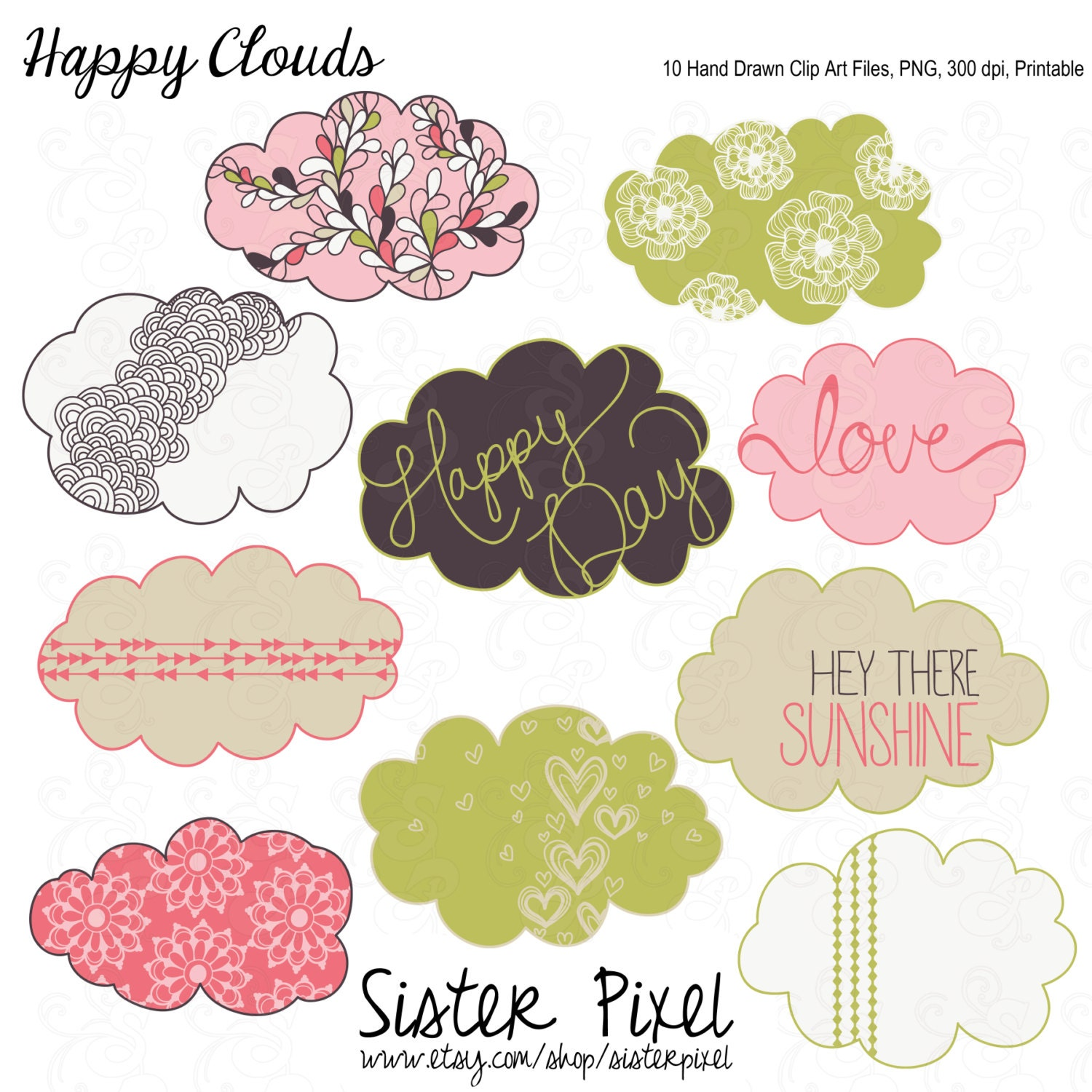 ... : Cloud Clip Art Outline , Sun Clip Art , Smiling Cloud Clip Art