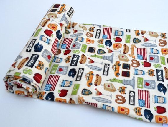 Baby Blanket / NYC Baby / New York