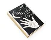 "Antique RARE Palmistry Book ""Cheiro's Guide to the Hand"" Hardcover"