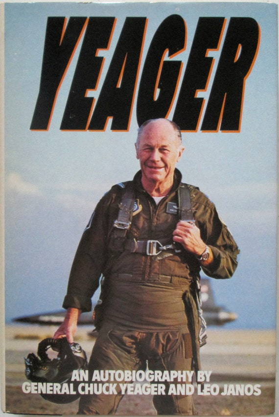 a report on the autobiography of general charles e yeager On this day in history, yeager breaks sound barrier on oct 14, 1947 learn more about what happened today on history.