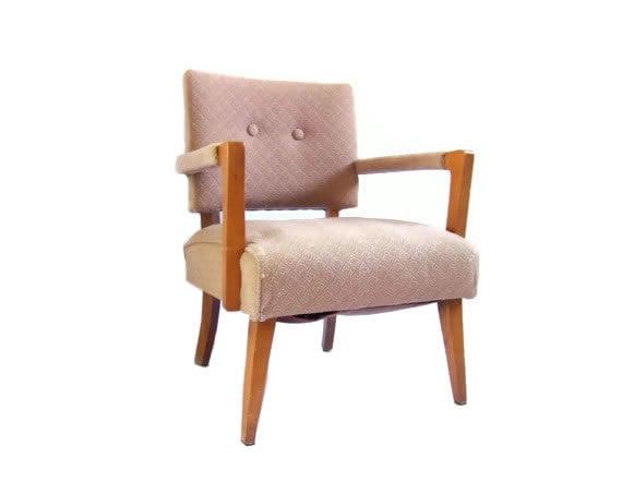 Vintage Mid Century Armchair Mid Century Modern By