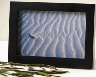 sand dune photography, 4x6 print, abstract nature photography