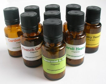 Spearmint Fragrance Oil,Soap and Candle fragrance, Minty Scent, Mint and Spice Scented Oil, Unisex Fragrance, Spearmint Oil Burner Fragrance