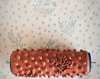 Pattern Paint Roller the painted housepatternedpaintroller on etsy