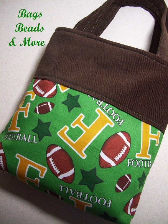 Football Toys For Boys : Boys football tote toy bag for toddlers