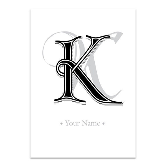 Pictures Of Letter K In Different Styles Kidskunst Info