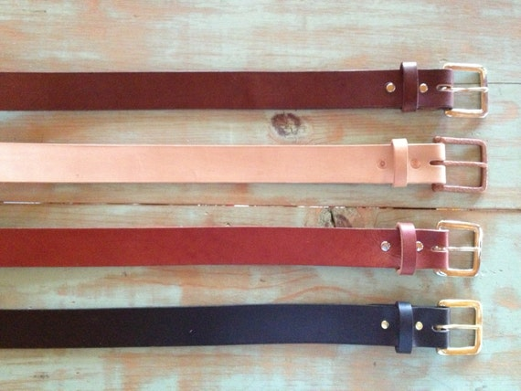 leather belt handmade leather belts mens leather by