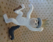 """Max from """"Where the wild things are"""" fondant cake topper"""