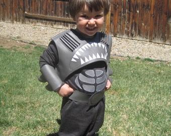 Sharkboy costume custom made to order