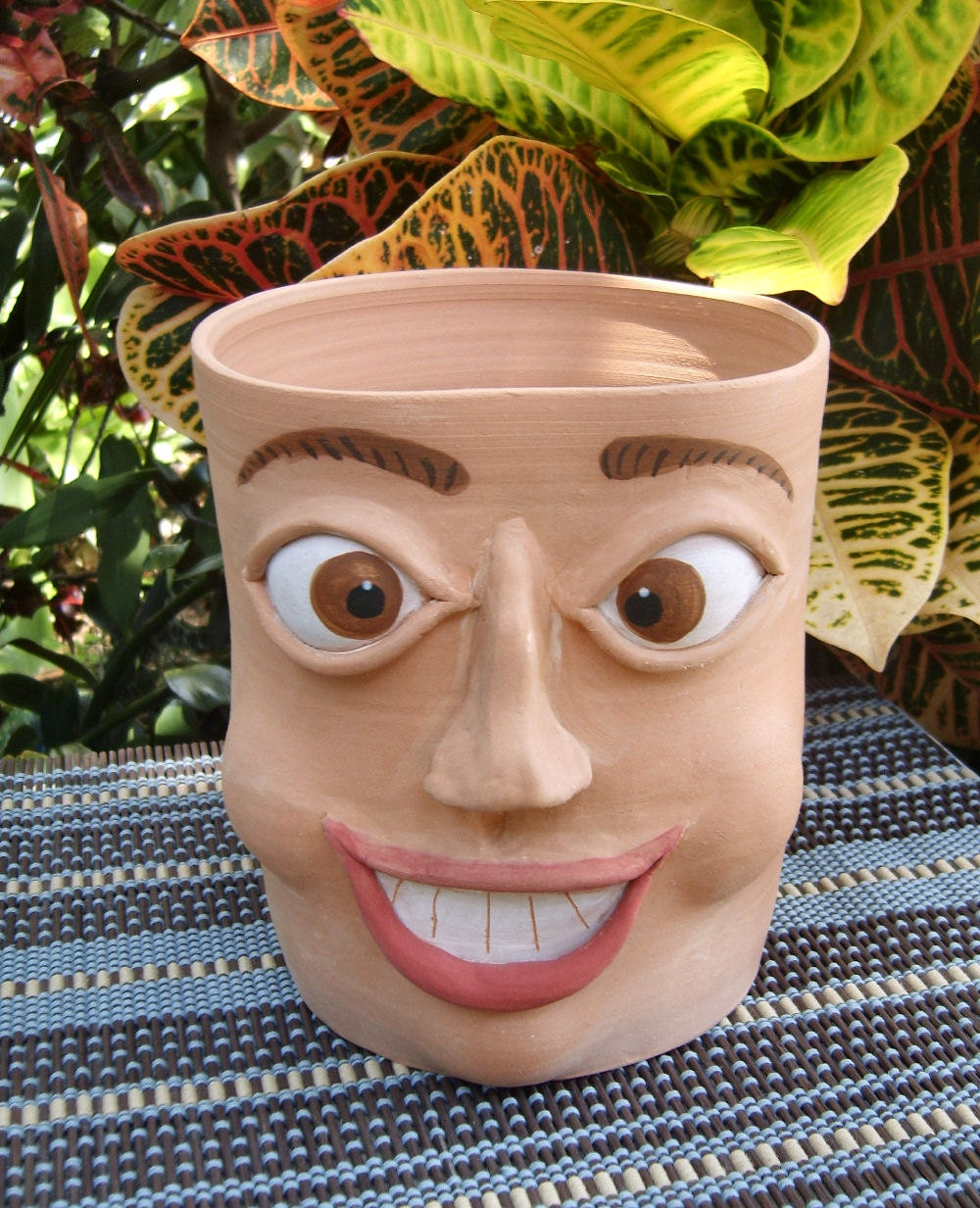 Face Planter 4brecr3 By Coastalclayworks On Etsy