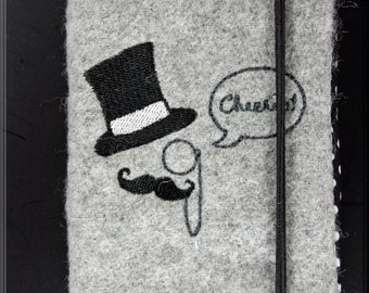 Cheerio - small notebook, diary grey