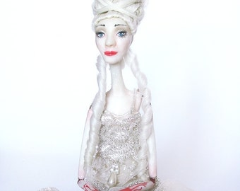 Bloody Countess - Ooak doll