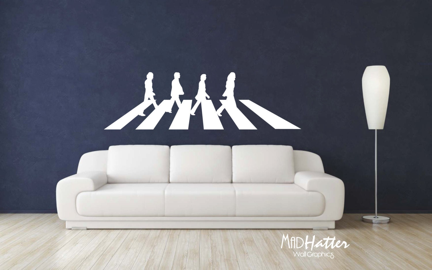 Image 2 Beatles Wall Mural Collection1 Beatles Abbey