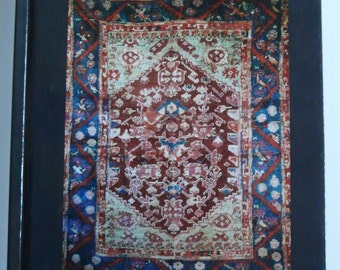 ANTIQUE TURKISH RUGS Limited Edition Book 1/3rd off retail price.