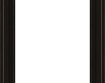 12x12 Black Picture Frame