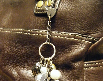 Knowledge Purse Bling/Charmed Pull/Attachable Bling