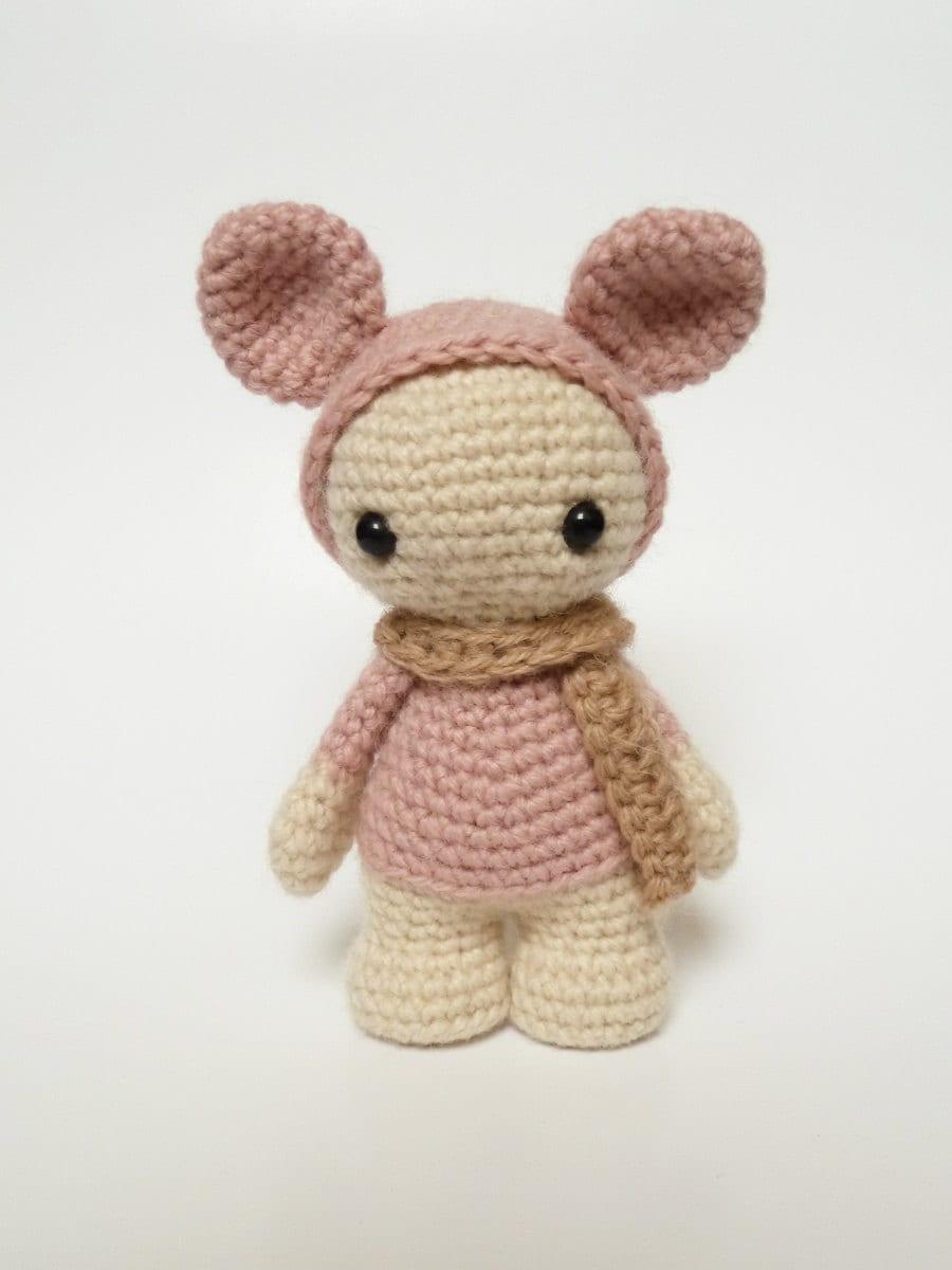Amigurumi Doll : Miss Jellybean the cute amigurumi doll. by CreepyandCute ...