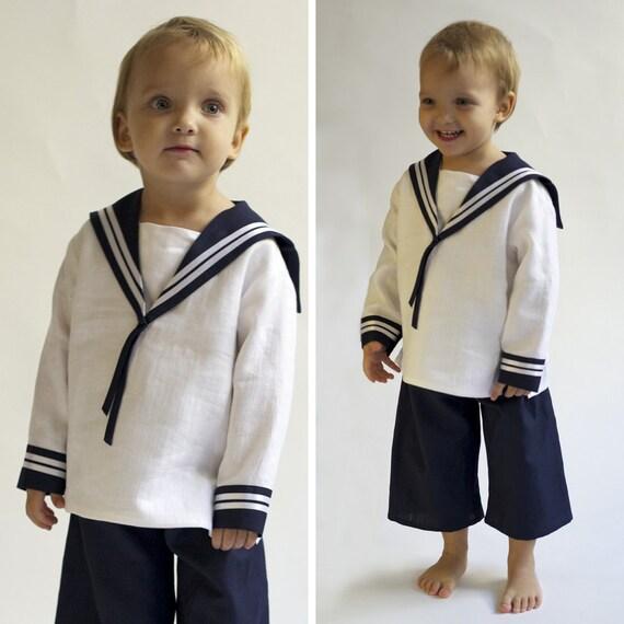 Sailor Suit DER FESCHE FERDL de luxe edition - Costume marin