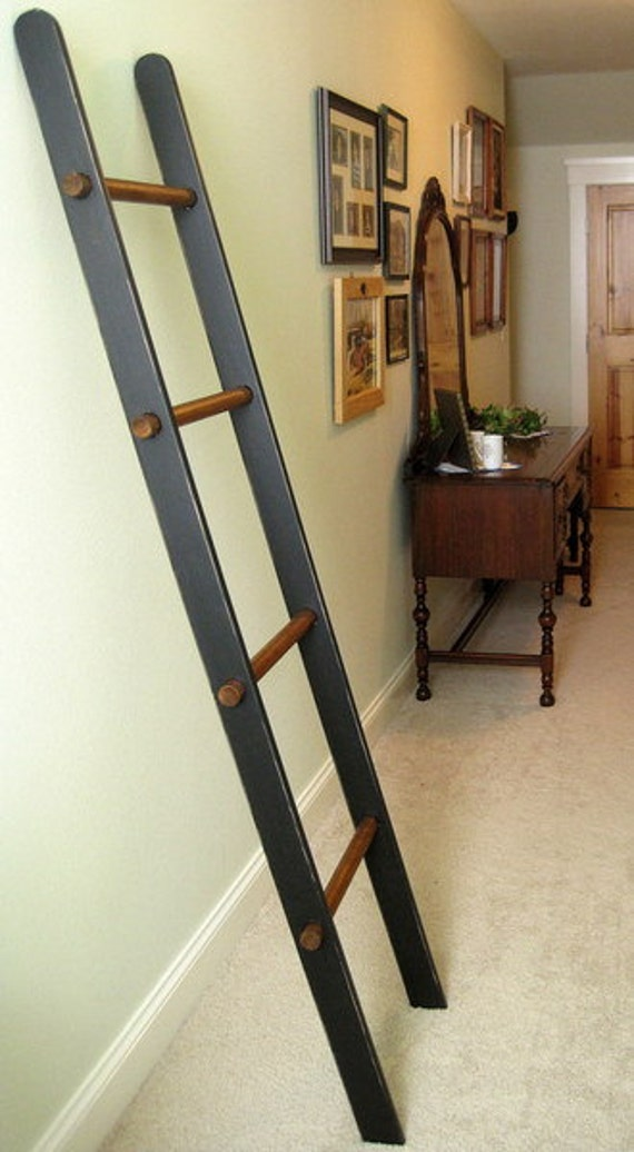 Blanket Ladder By Dannarcountry On Etsy