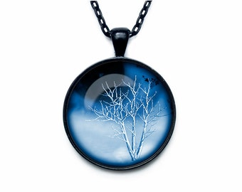Tree of life necklace Tree of life necklace pendant Tree of life jewelry Forest Woods necklace