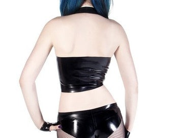 Latex Cheeky Briefs