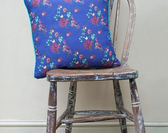 British Bouquet Cushion