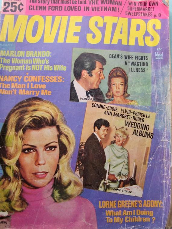 Nancy Sinatra Movie Stars Magazine August 1967