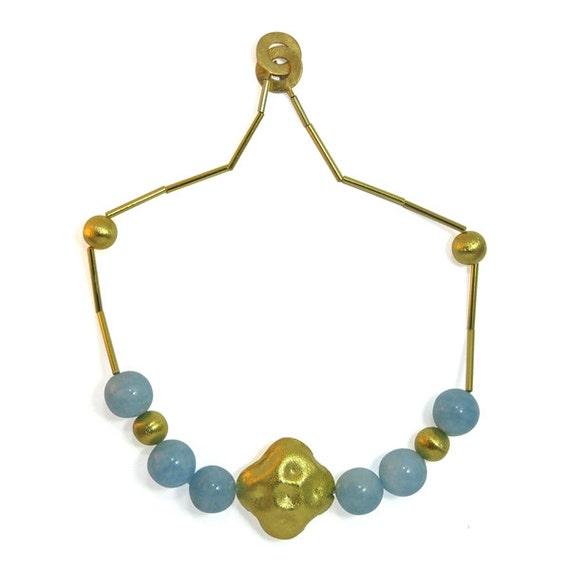 Blue Dew Necklace