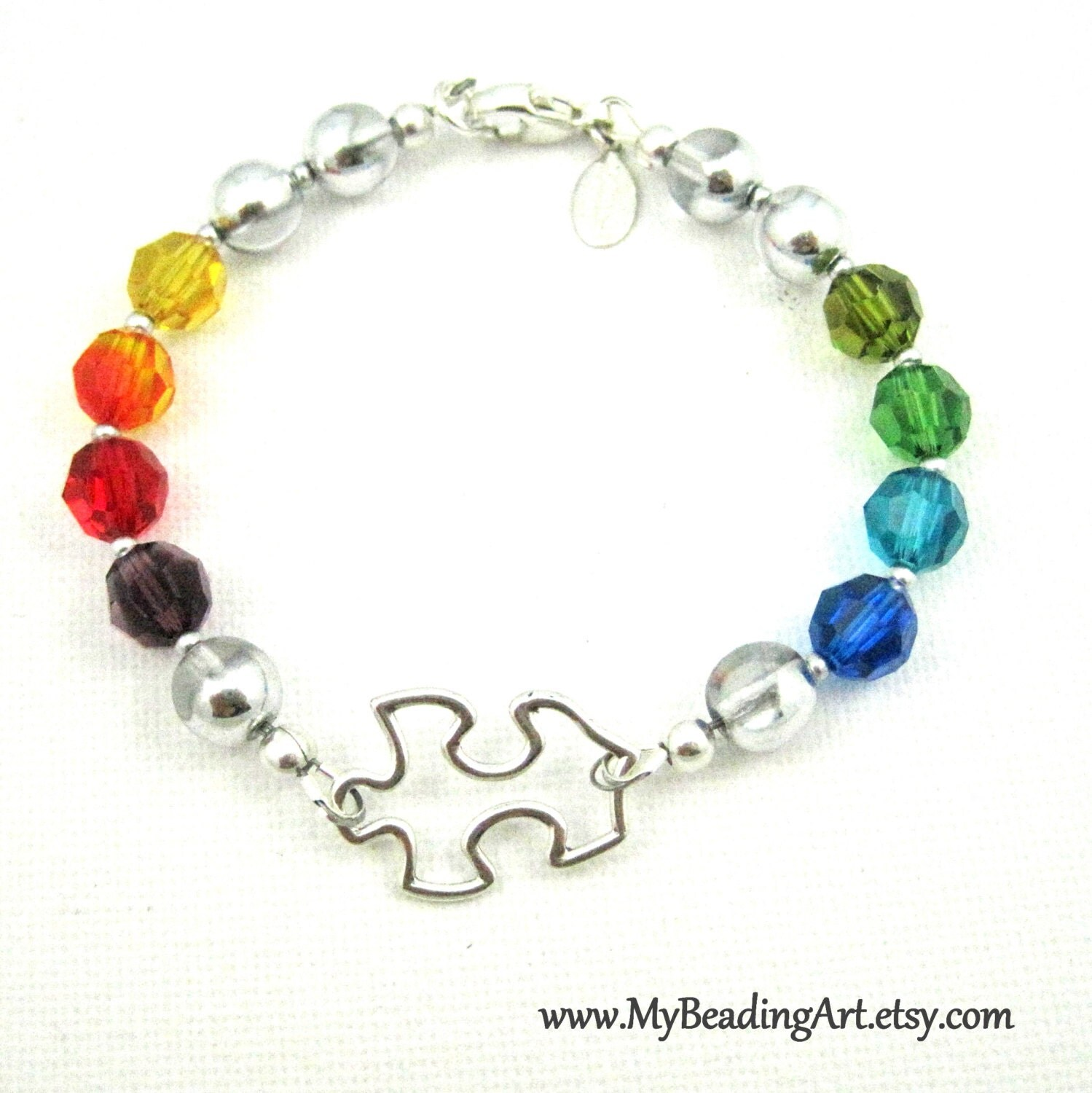 Unavailable listing on etsy for Jewelry that supports a charity