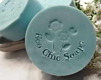 Pear Glace Soap - Goat's Milk Handmade Soap