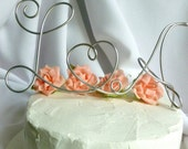 Personalized Cake Topper, Engagement & Wedding Cake Decor, EXPRESS