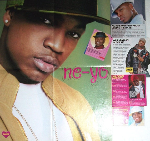 Neyo Love Quotes: NE-YO Let Me Love You So Sick Because Of You Miss By PinUpsEtc