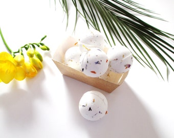 South Pacific Petite Bath Bombs - Box of 6