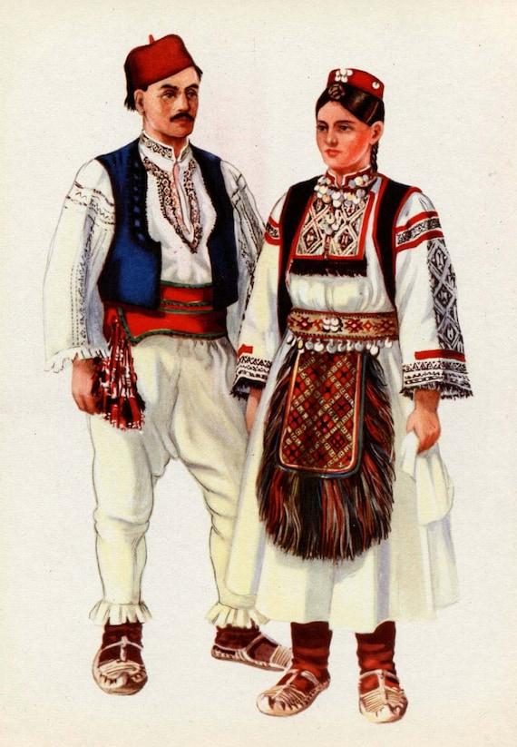 Bosnian Women S Clothing