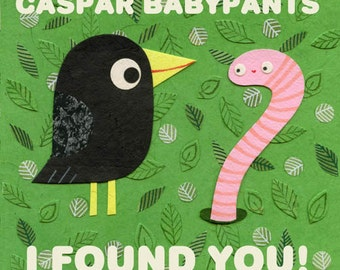 Caspar Babypants- I Found You