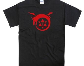 FMA Full Metal Alchemist Homunculus Tribute Tshirt