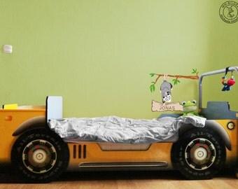 Popular items for kinderzimmer aufkleber on etsy for Namensschild kinderzimmer