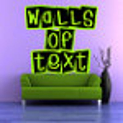 wallsoftext