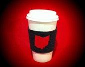 Ohio Coffee Sleeve