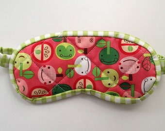 Cheerful Cherry Sleep Mask