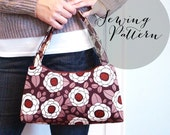 INSTANT DOWNLOAD - Ella Handbag PDF Sewing Pattern by Jenna Lou Designs