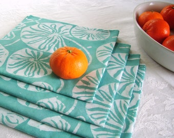 lilypad napkins. made to order