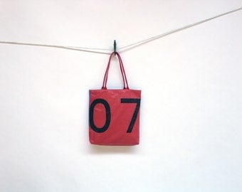 Patriotic Recycled Sail  07 Tote