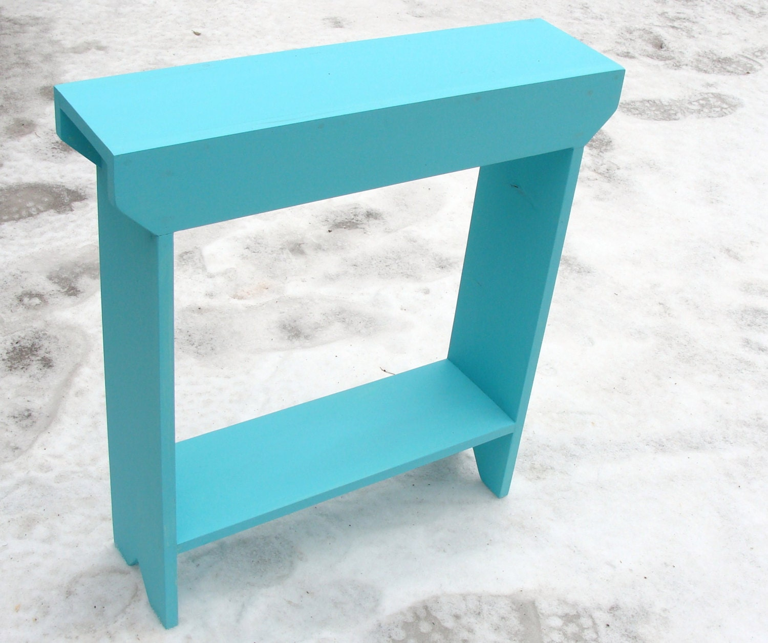 Thin Foyer Table : Narrow console table entryway furniture foyer hall decor