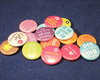 15 Inspiring Quotes Buttons
