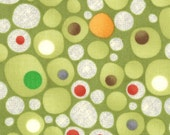 Ten little things fabric - Dots - various colors - FREE US SHIPPING